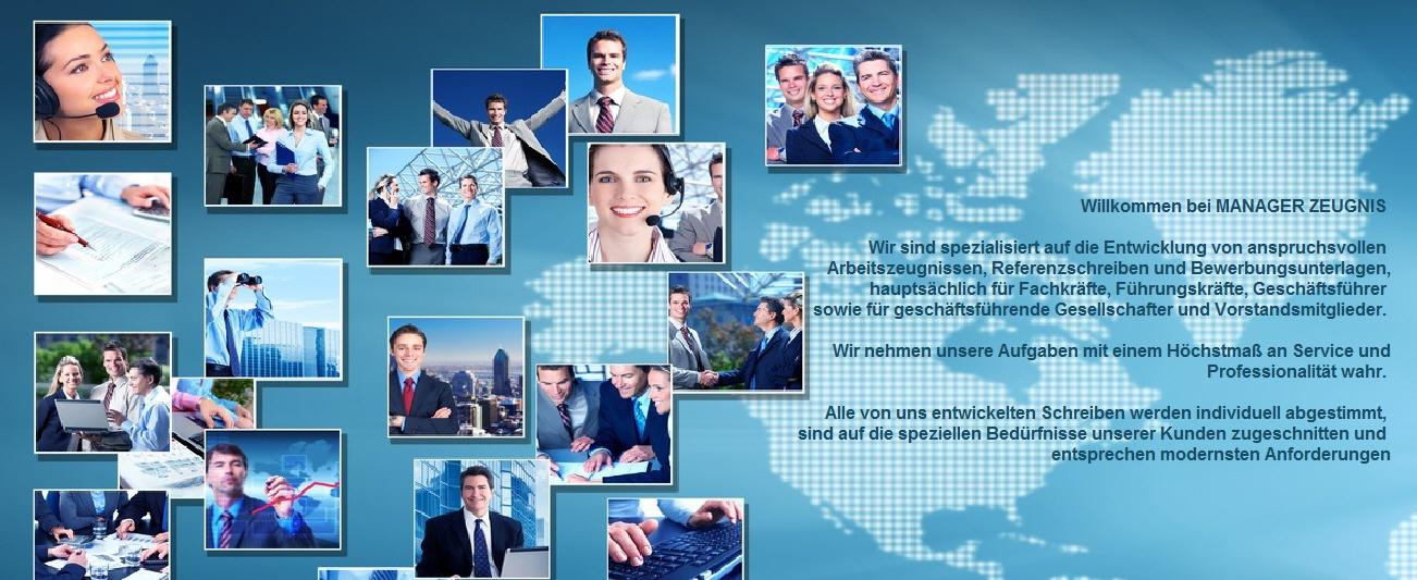 Arbeitszeugnis Für Geschäftsführer Fach Und Führungskräfte